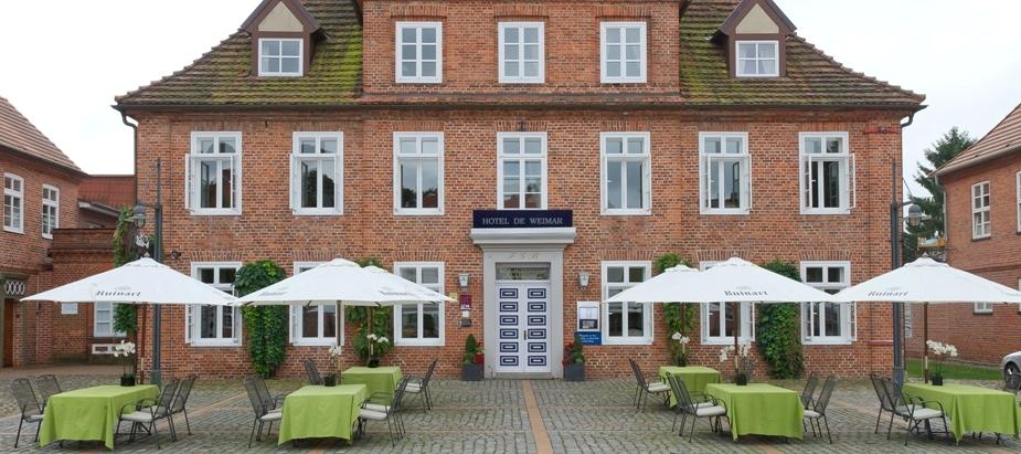 Hotel Ludwigslust De Weimar